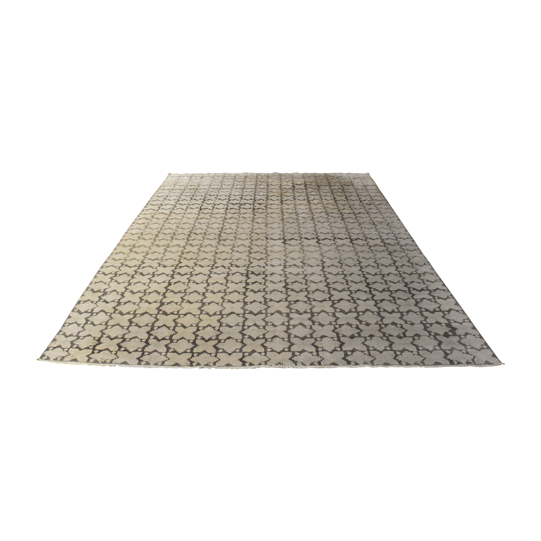 ABC Carpet & Home ABC Carpet & Home Patterned Area Rug dimensions