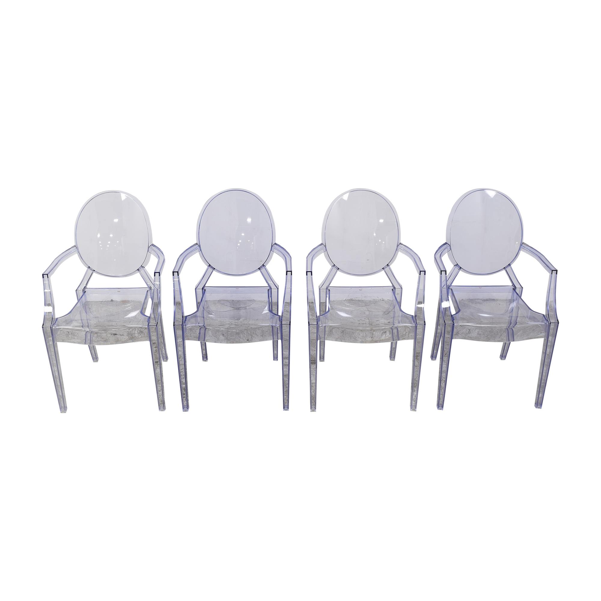 Kartell Kartell Louis Ghost Chairs Chairs