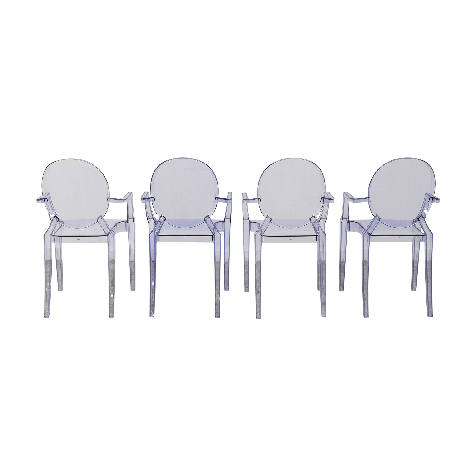 Kartell Kartell Louis Ghost Chairs ct