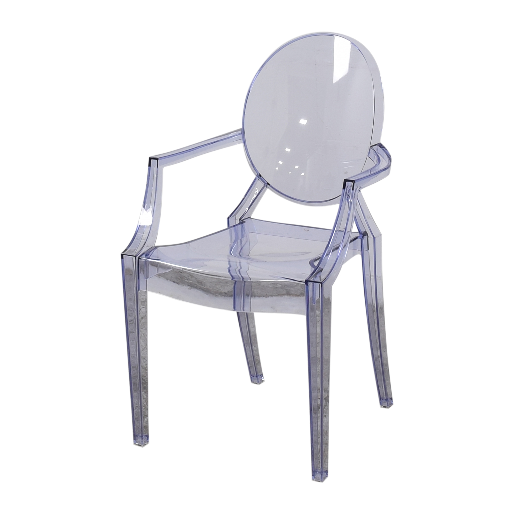 Kartell Kartell Louis Ghost Chairs second hand