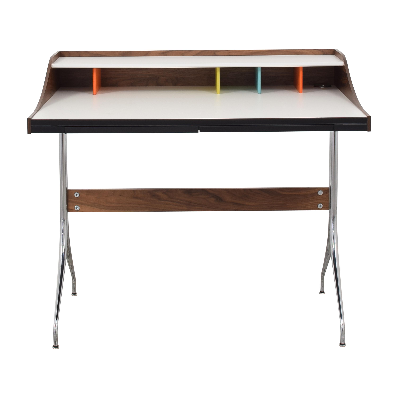shop Herman Miller Nelson Swag Leg Desk Herman Miller Tables