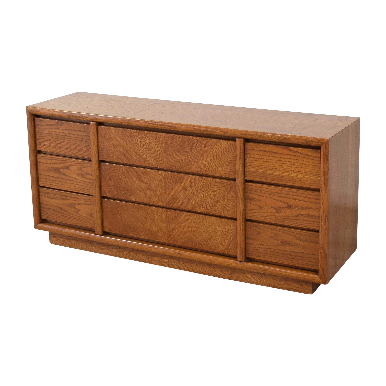 Lane Furniture Lane Furniture Nine Drawer Dresser coupon