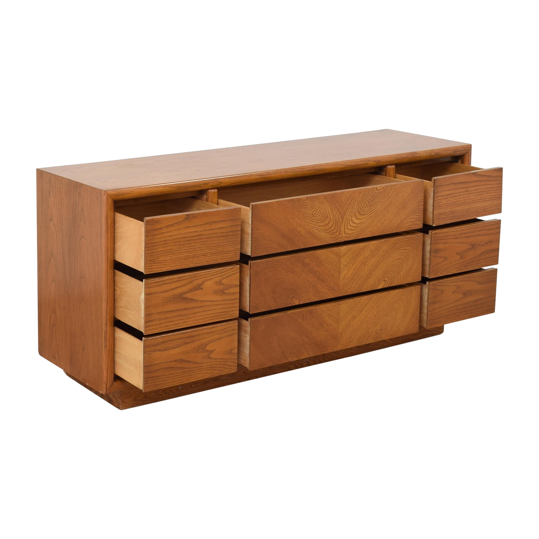 buy Lane Furniture Lane Furniture Nine Drawer Dresser online