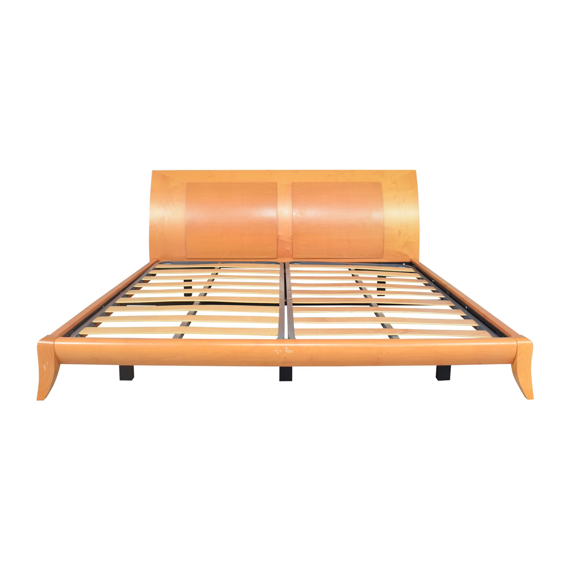 shop Custom King Bed  Beds