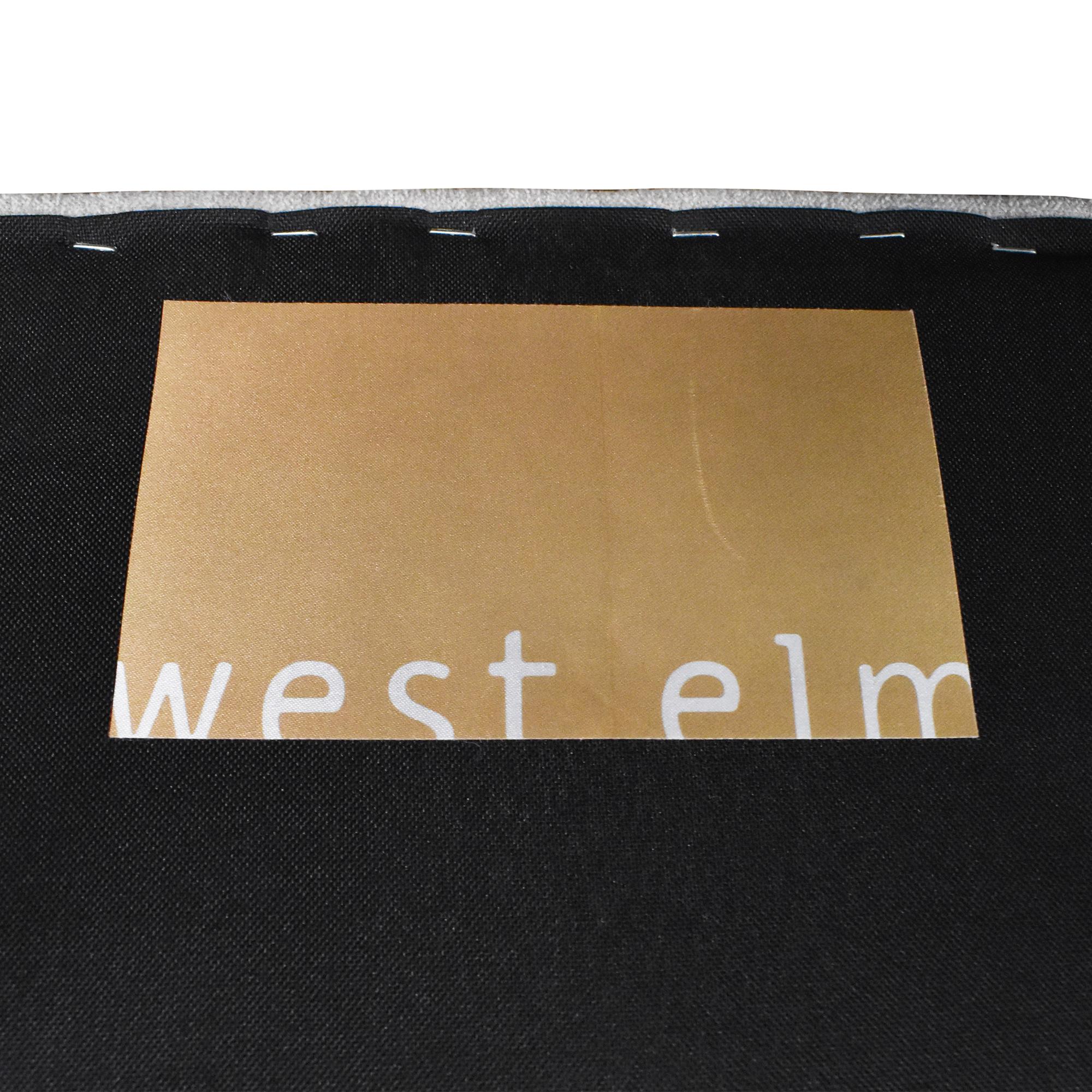 West Elm West Elm Retro Tillary Sofa nj
