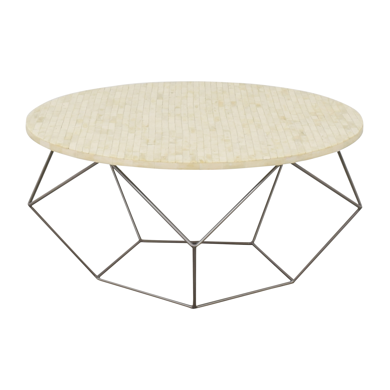 West Elm West Elm Origami Coffee Table used
