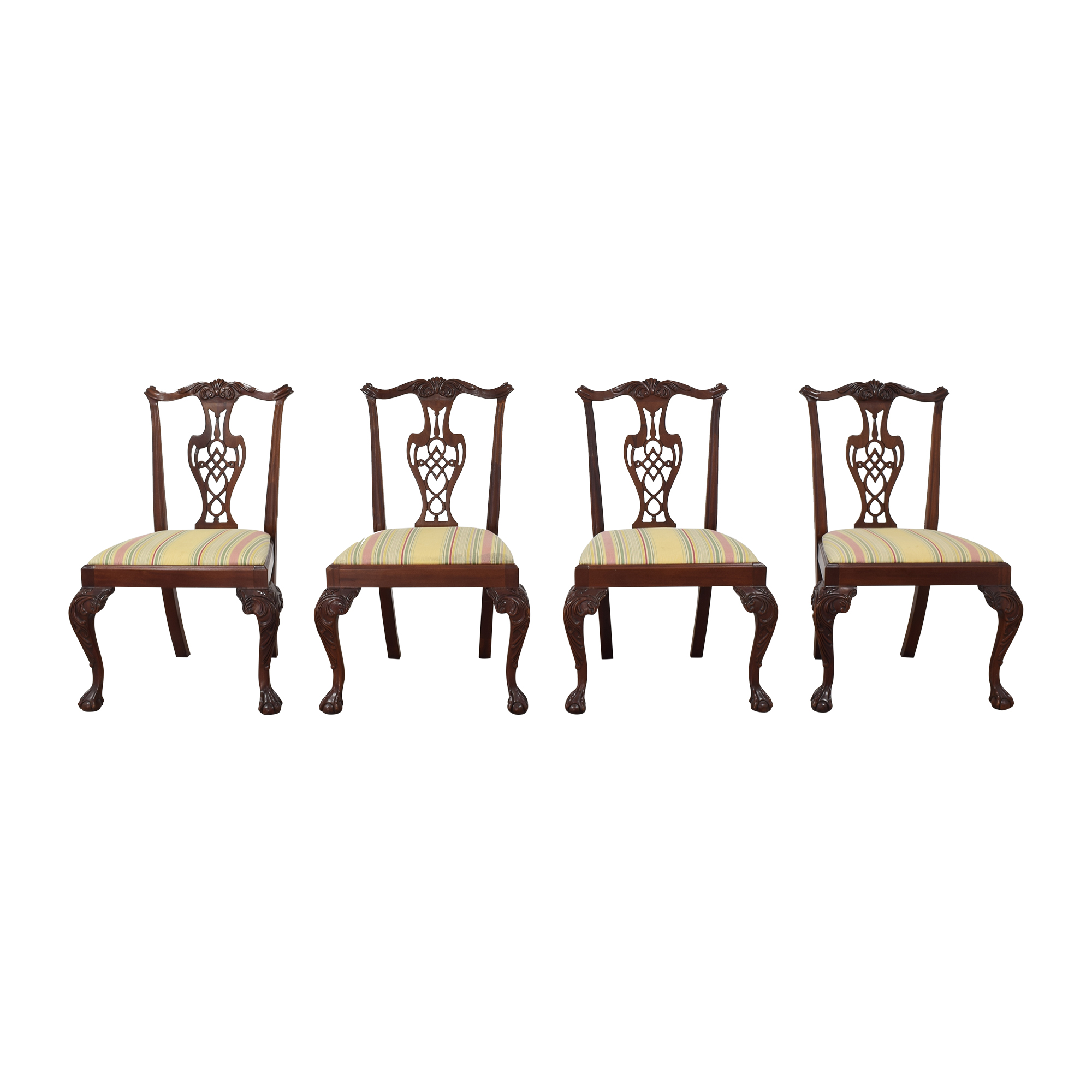 Hickory Chair Hickory Chair Chippendale Dining Chairs ma