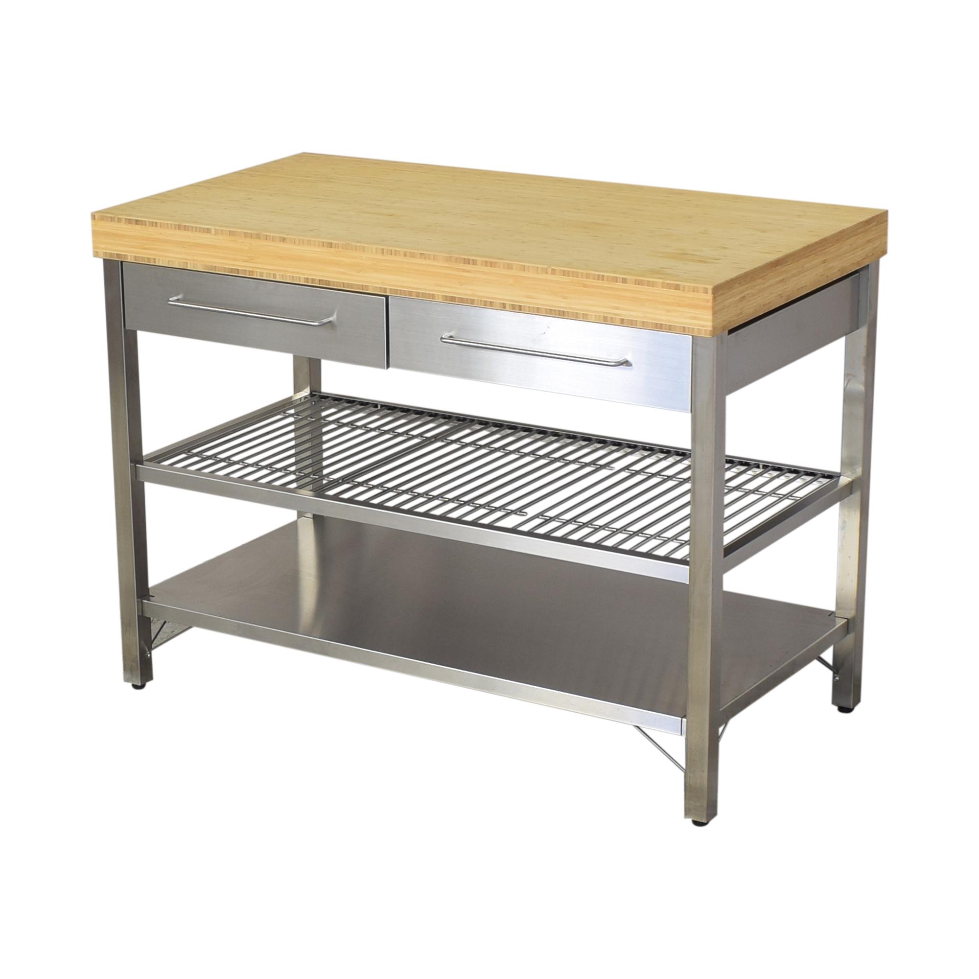 IKEA RIMFORSA Work Bench / Utility Tables