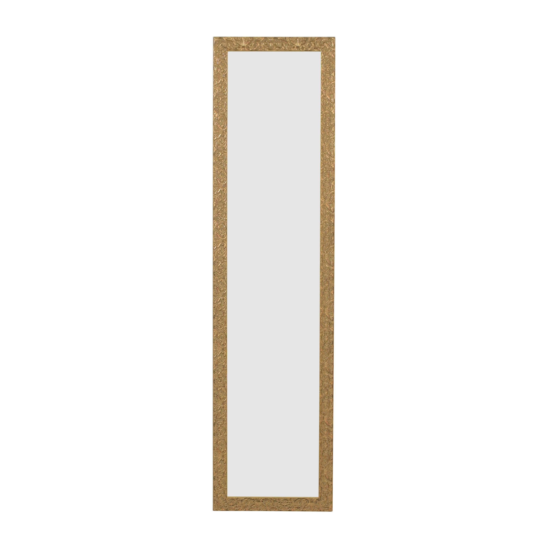 Decorative Floor Mirror for sale