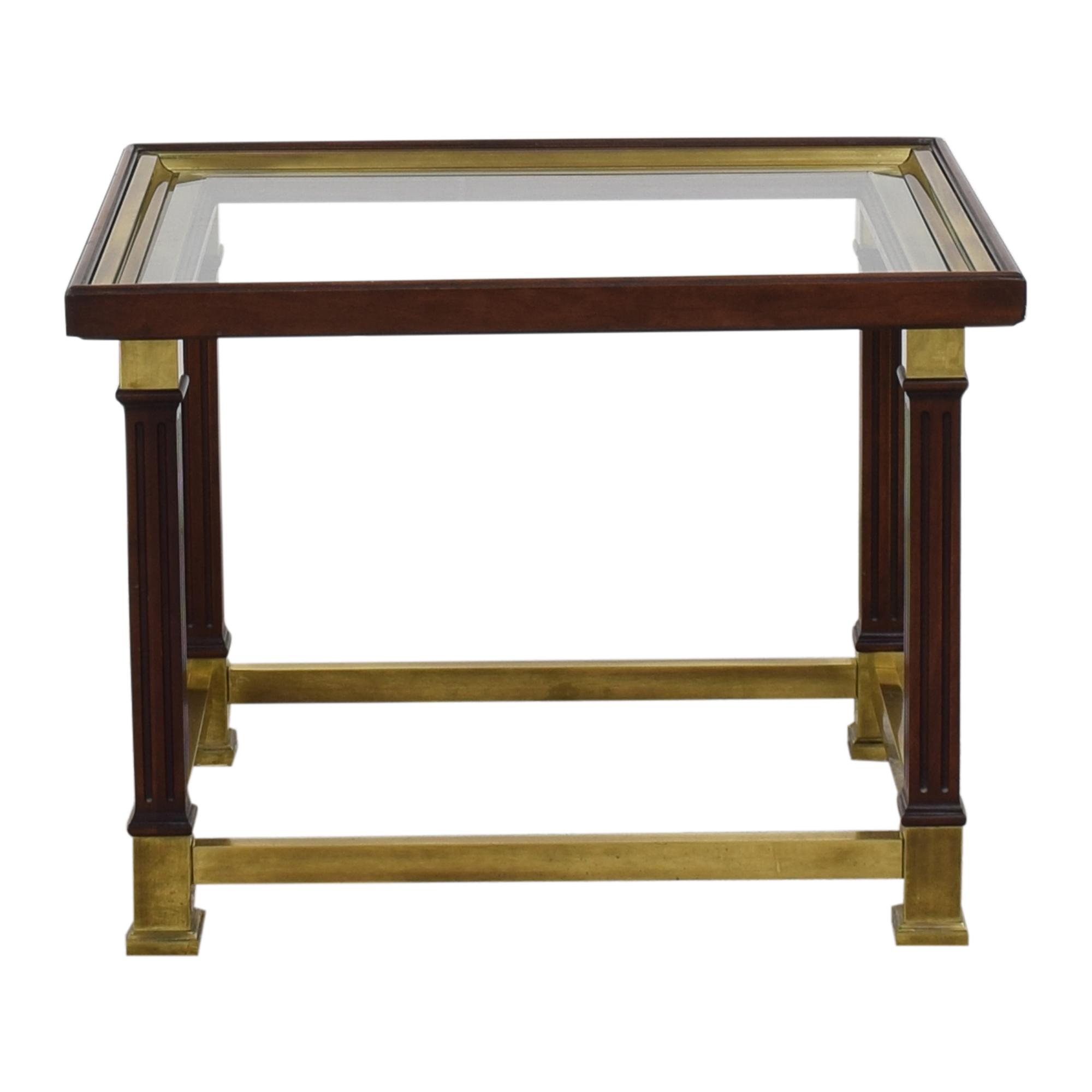 Transparent End Table for sale