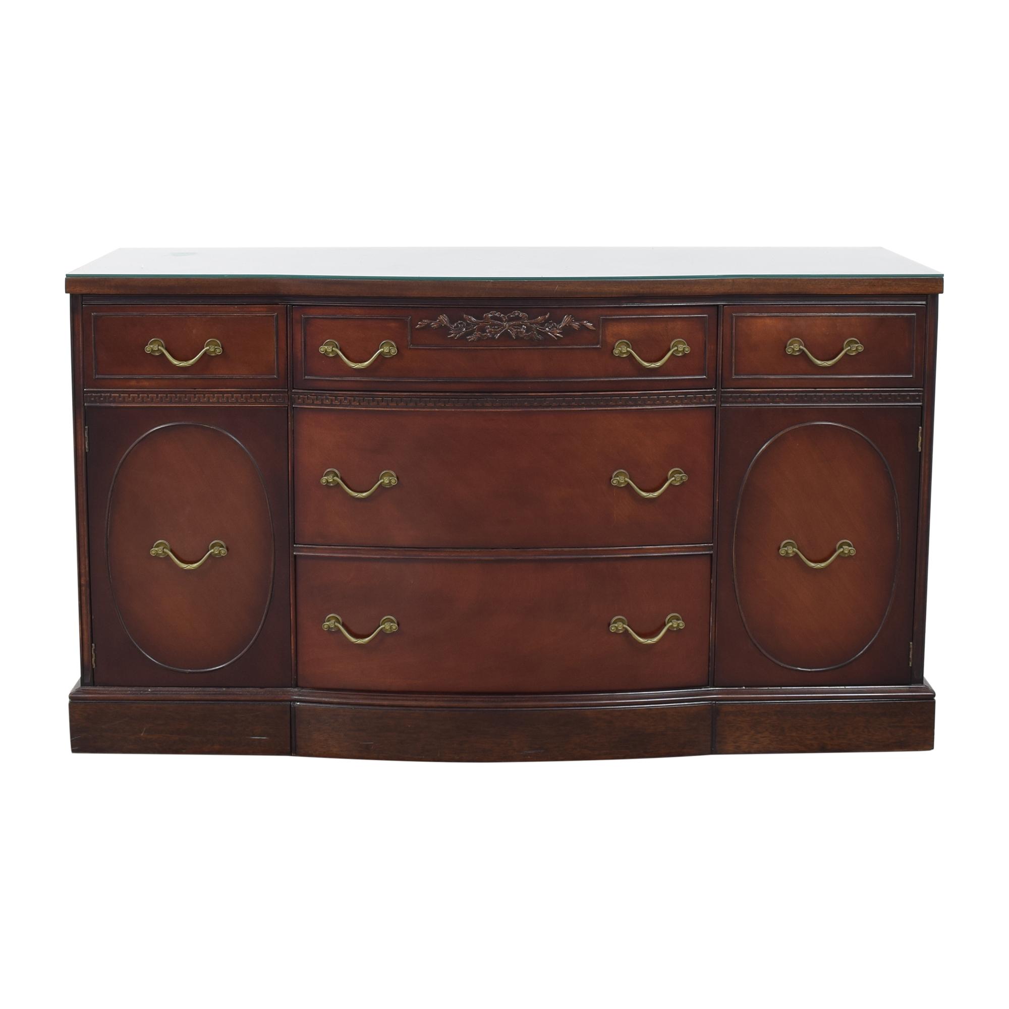 Five Drawer Sideboard / Storage