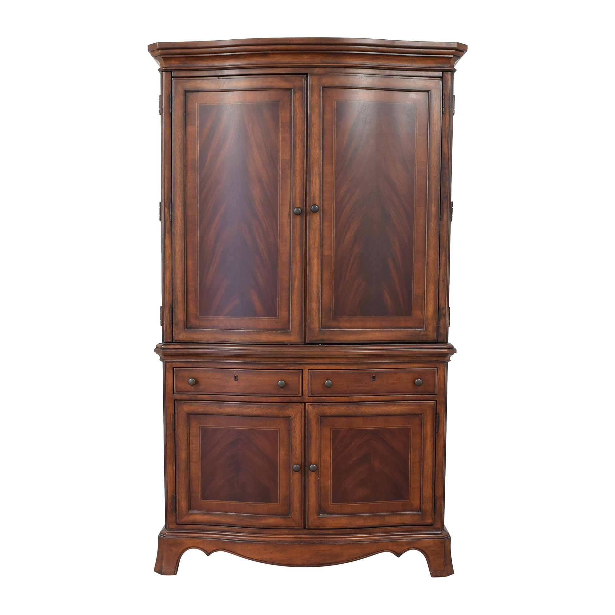 Four Drawer Media Armoire for sale