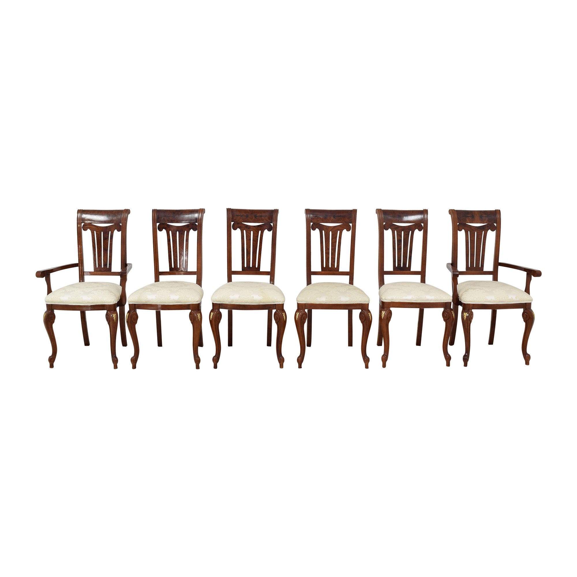 Roma Furniture Dining Chairs / Dining Chairs