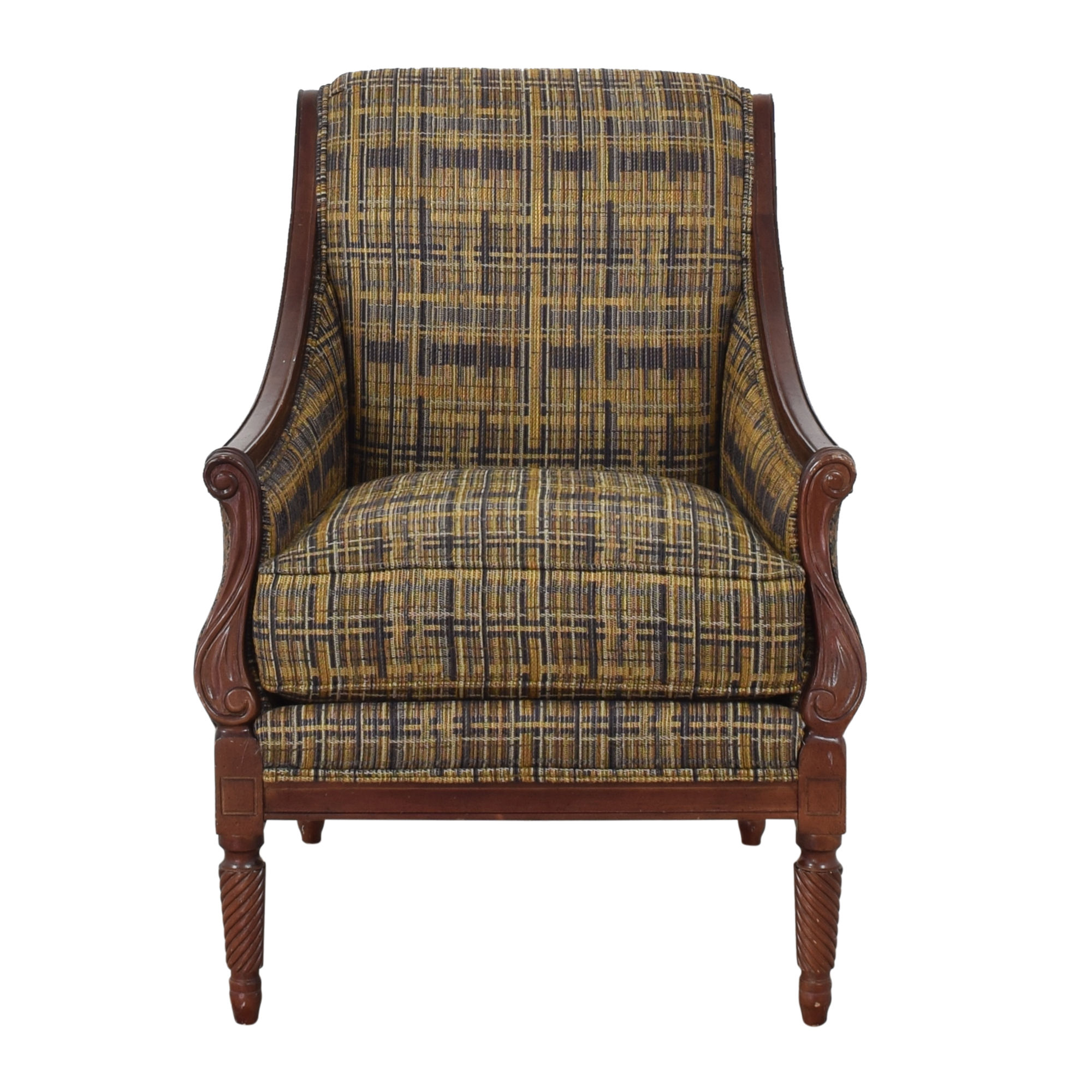 buy Clayton Marcus Louis XVI Style Accent Chair Clayton Marcus Accent Chairs