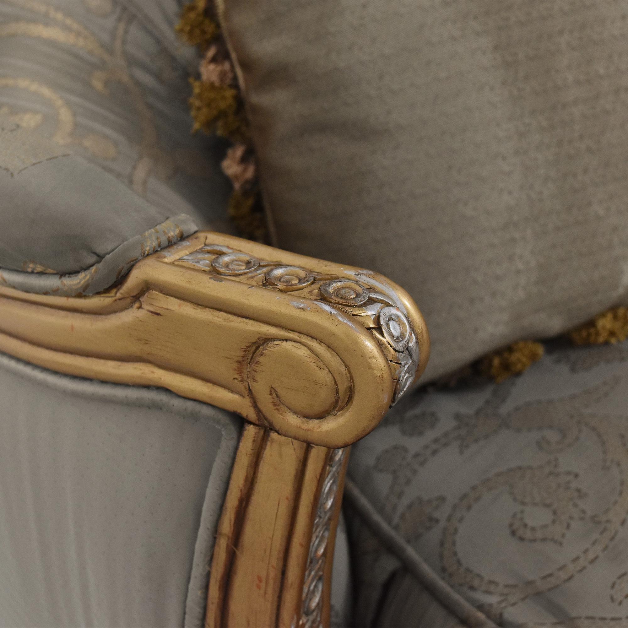 Safavieh Safavieh French-Style Settee Classic Sofas