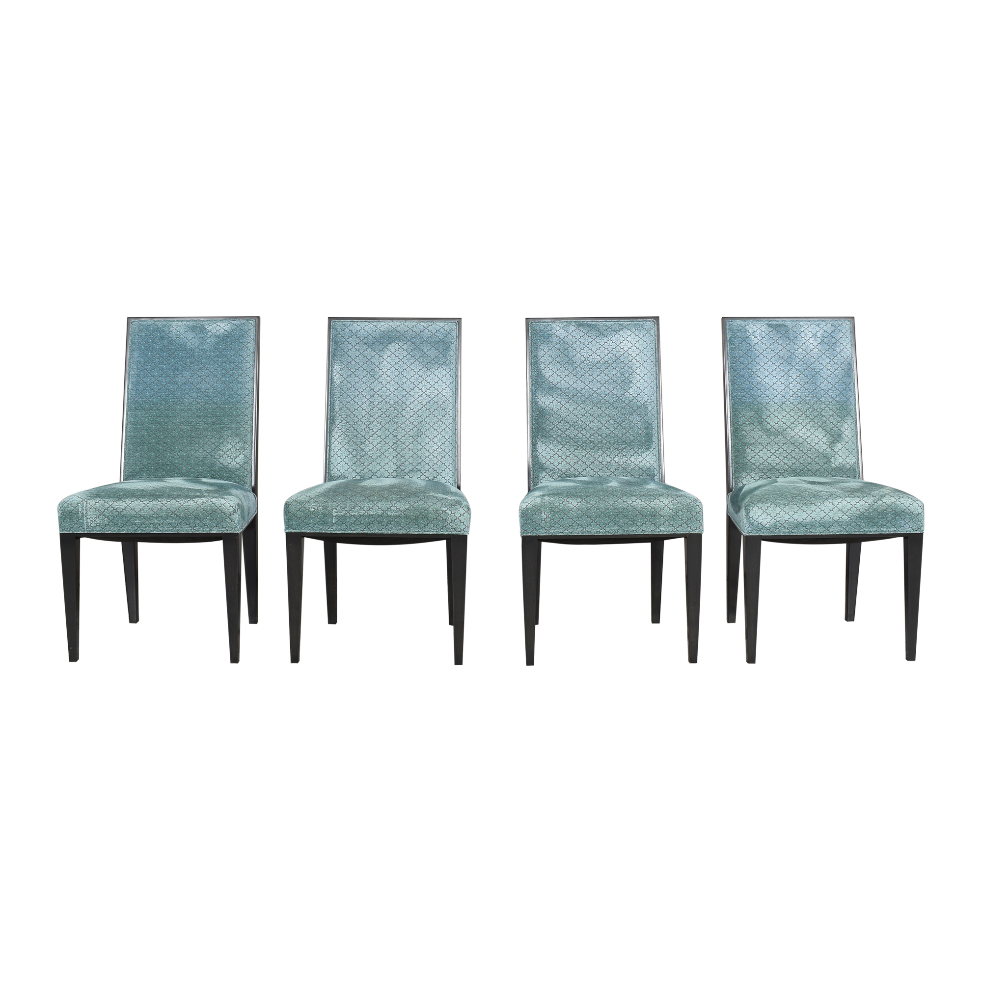 Artistic Frame Artistic Frame Chantiers Dining Chairs blue & black