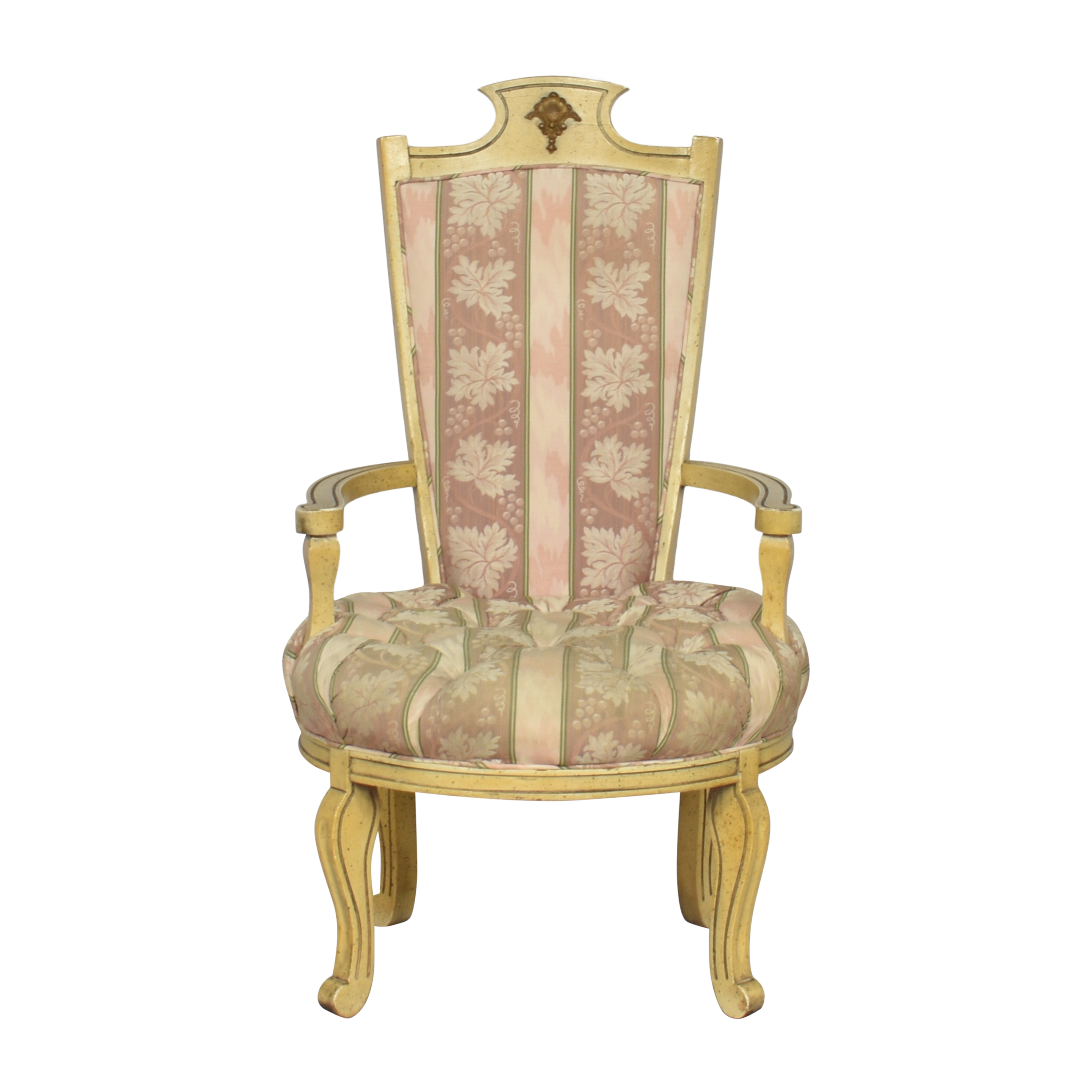 Decorative Accent Chair second hand