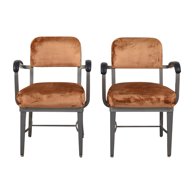 shop Custom Dining Arm Chairs