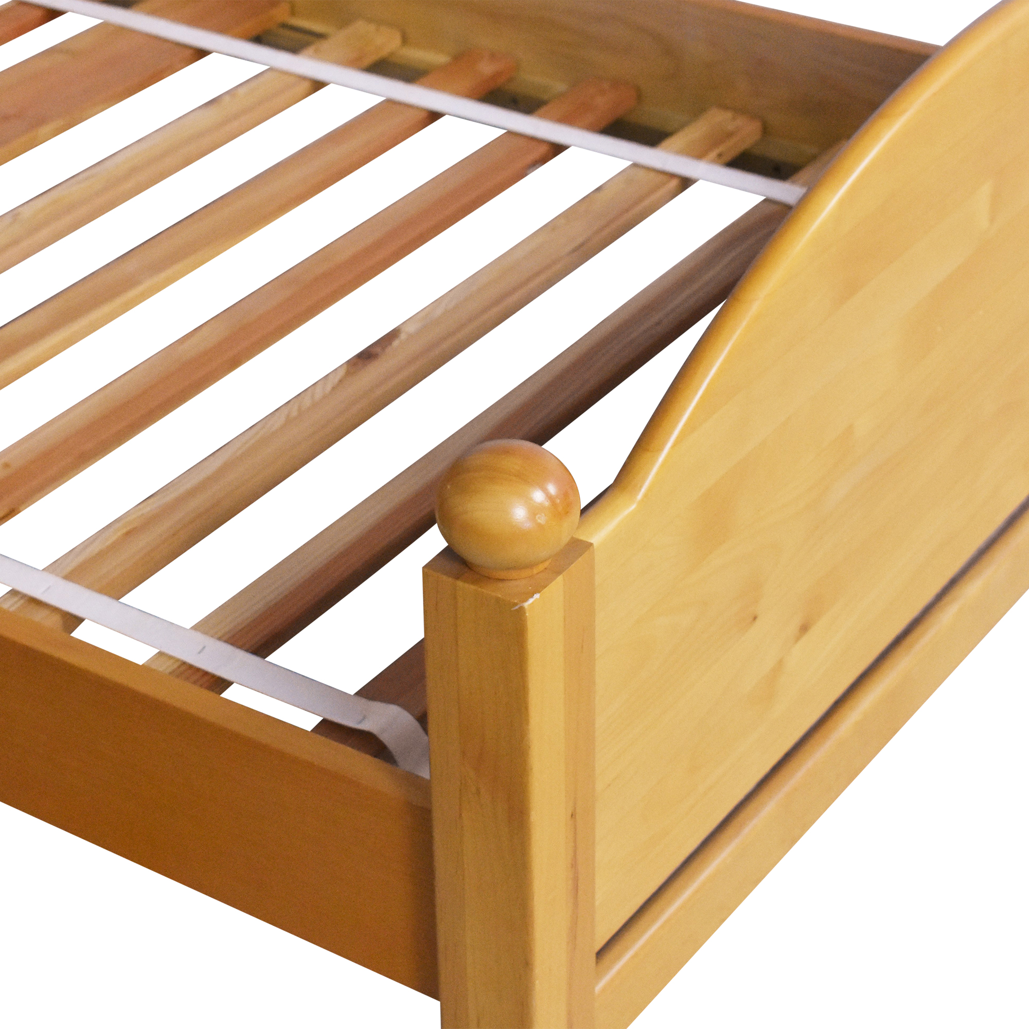 Stanley Furniture Stanley Furniture Twin Panel Bed dimensions