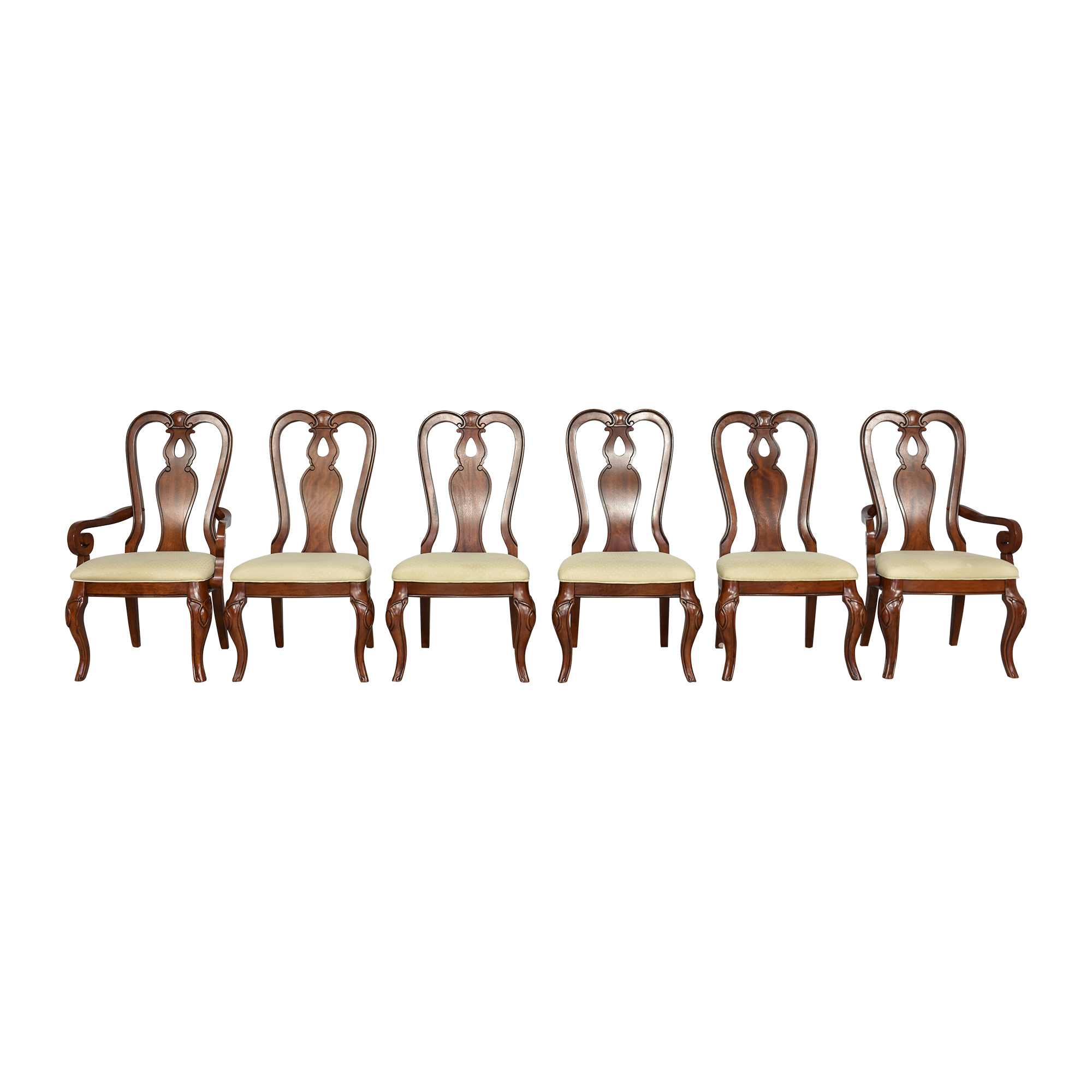 buy Legacy Classic Furniture Legacy Classic Furniture Evolution Queen Anne Dining Chairs online