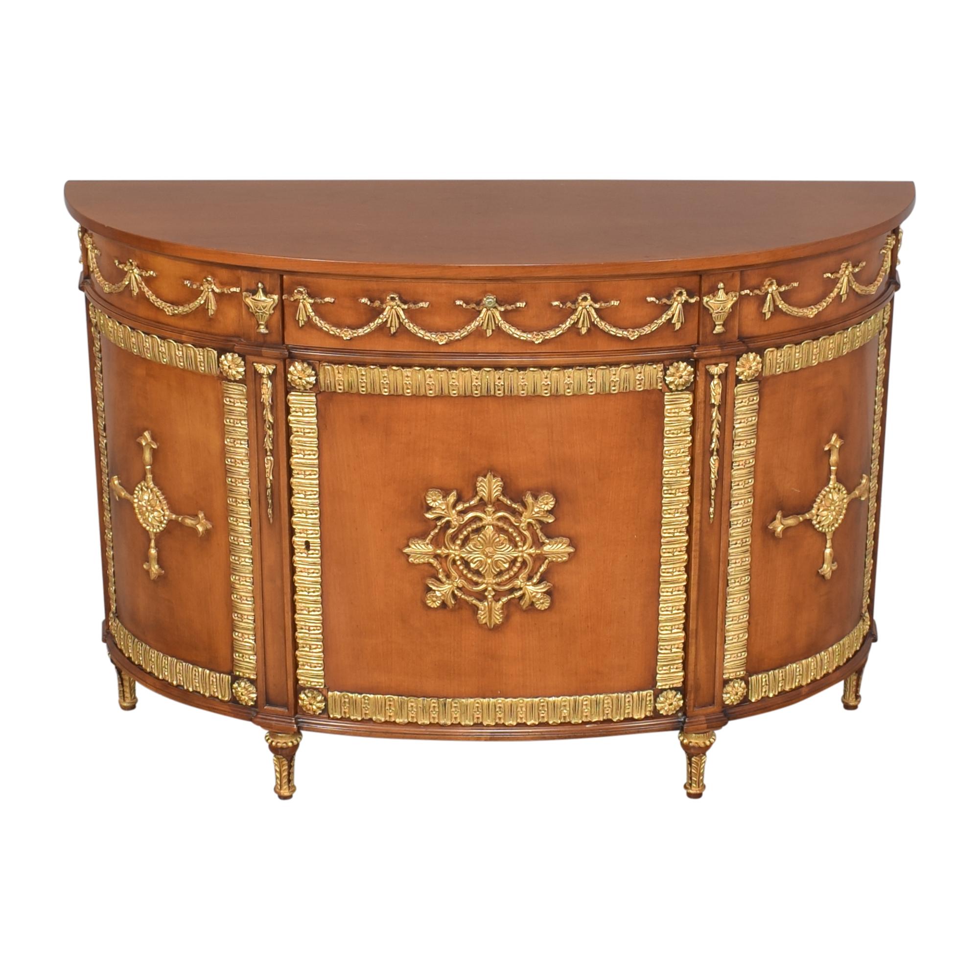 Francesco Molon Francesco Molon Decorative Sideboard Brown / Gold