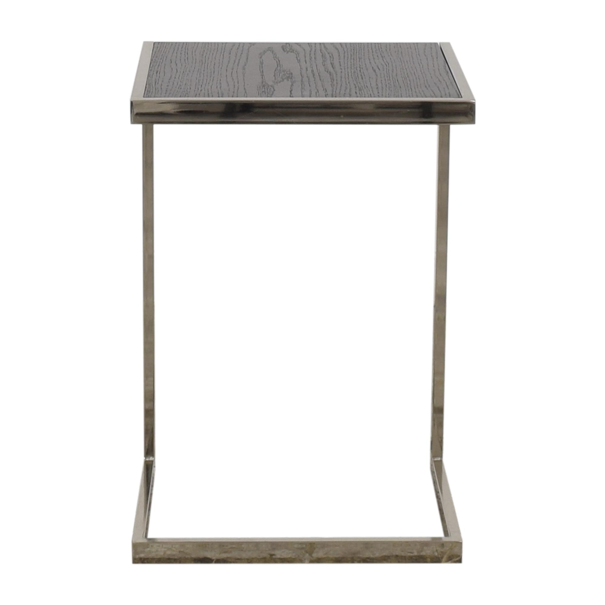 West Elm Framed Side Table / Tables