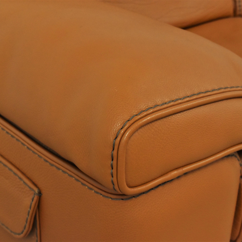 Roche Bobois Roche Bobois Two Cushion Sofa for sale