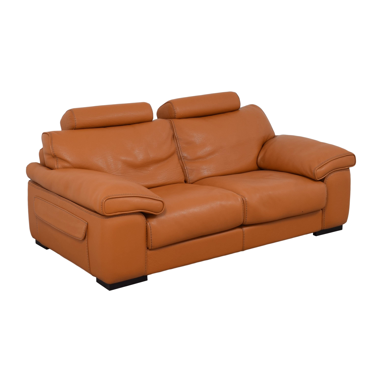 Roche Bobois Roche Bobois Two Cushion Sofa