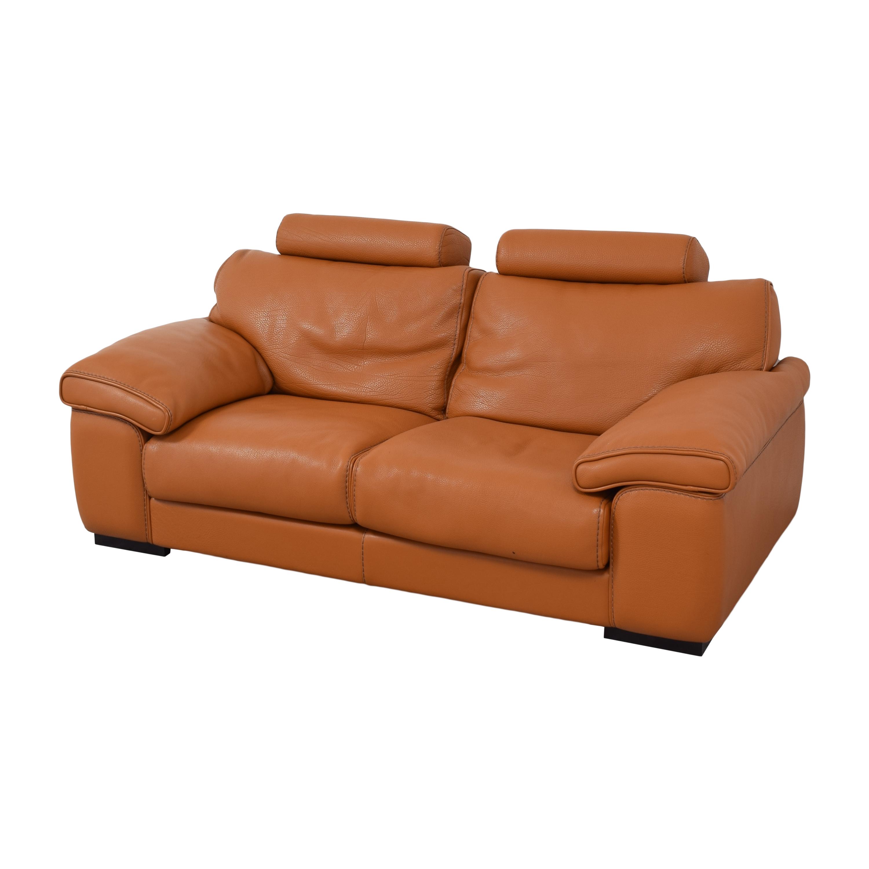 Roche Bobois Roche Bobois Two Cushion Sofa Classic Sofas