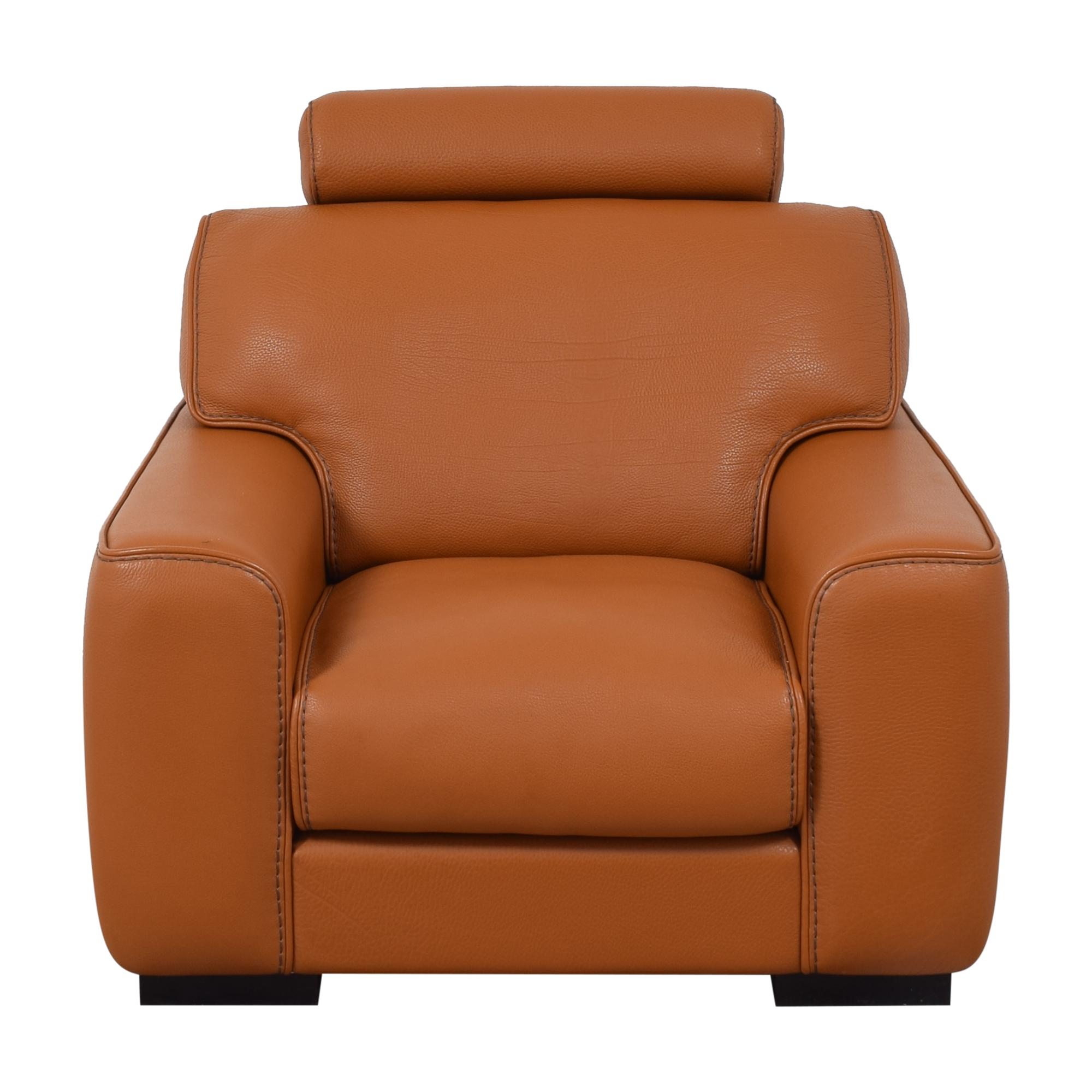Roche Bobois Roche Bobois Mid-Century Modern Armchair  used