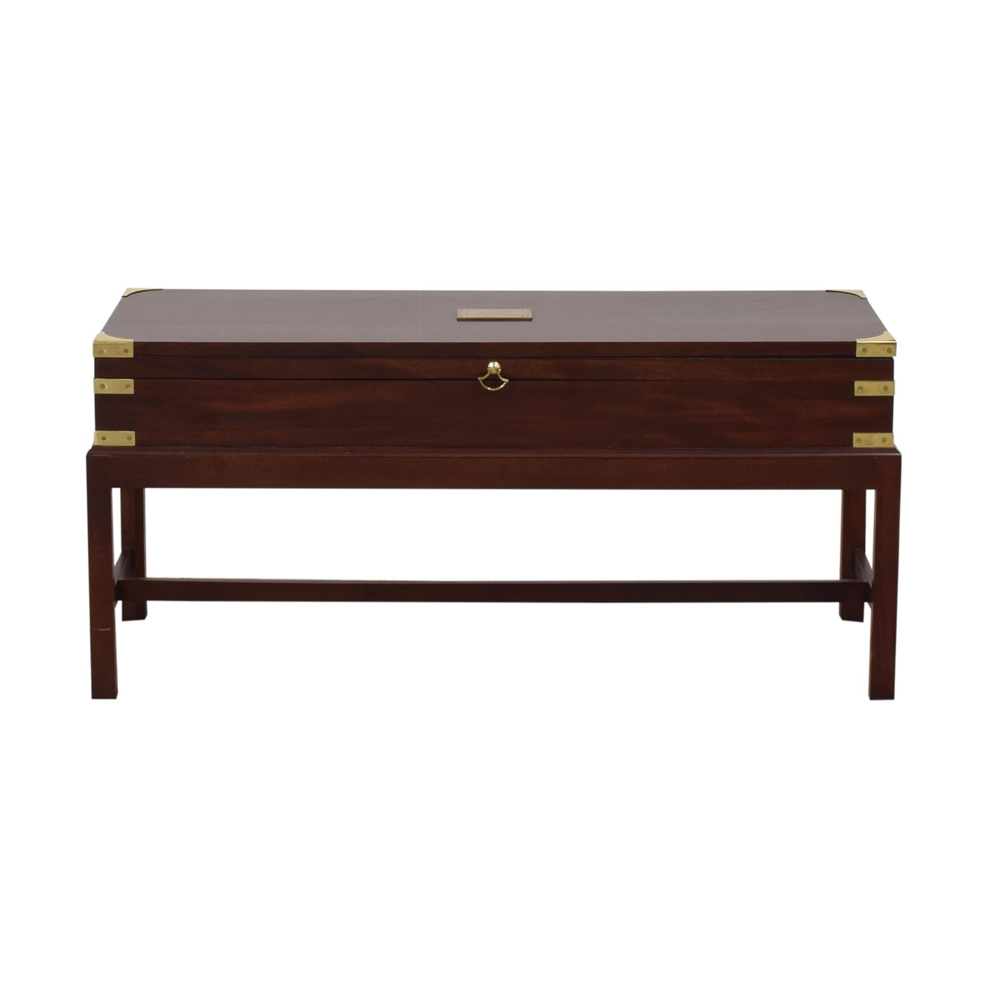 shop Storage Accent Table