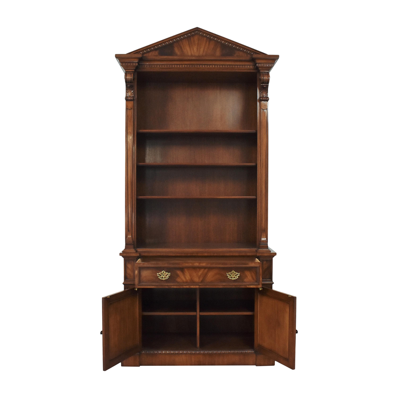 shop Karges Georgian Bookcase Karges Storage