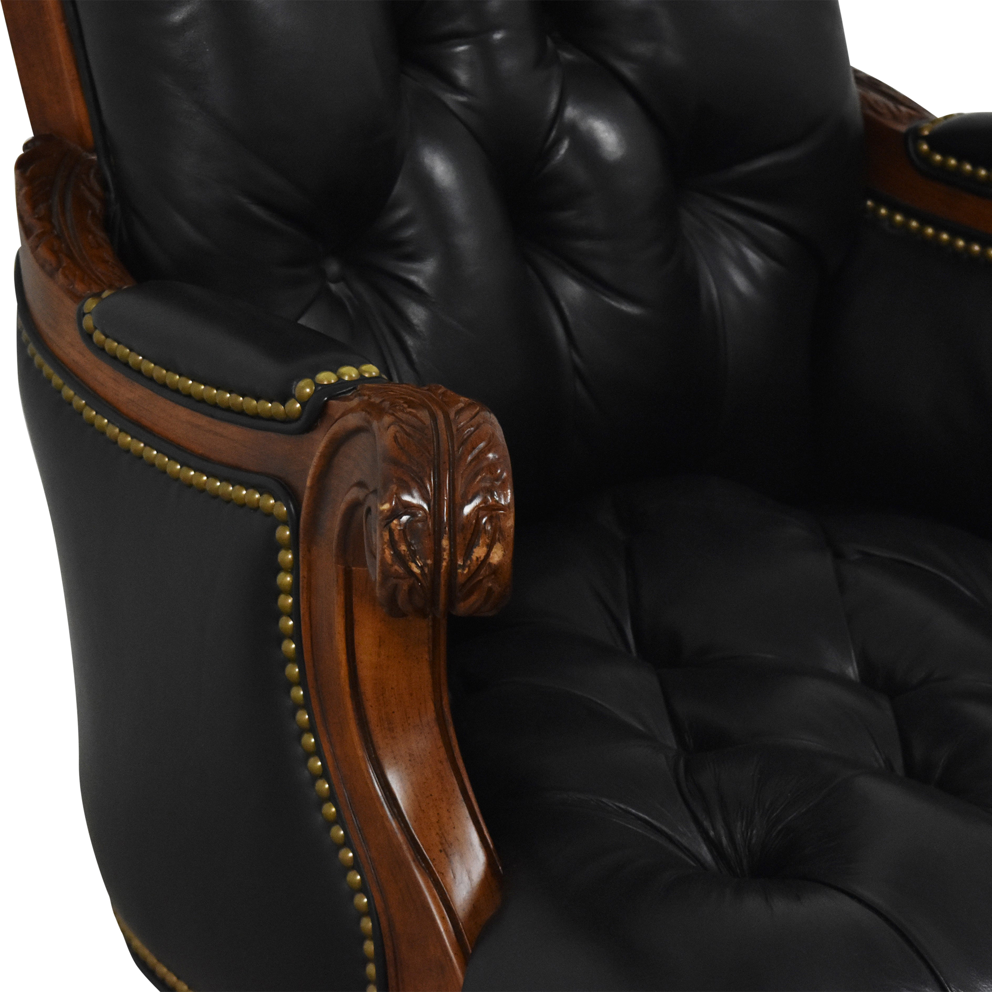 Hancock and Moore Hancock and Moore Patriot Swivel-Tilt Chair dimensions