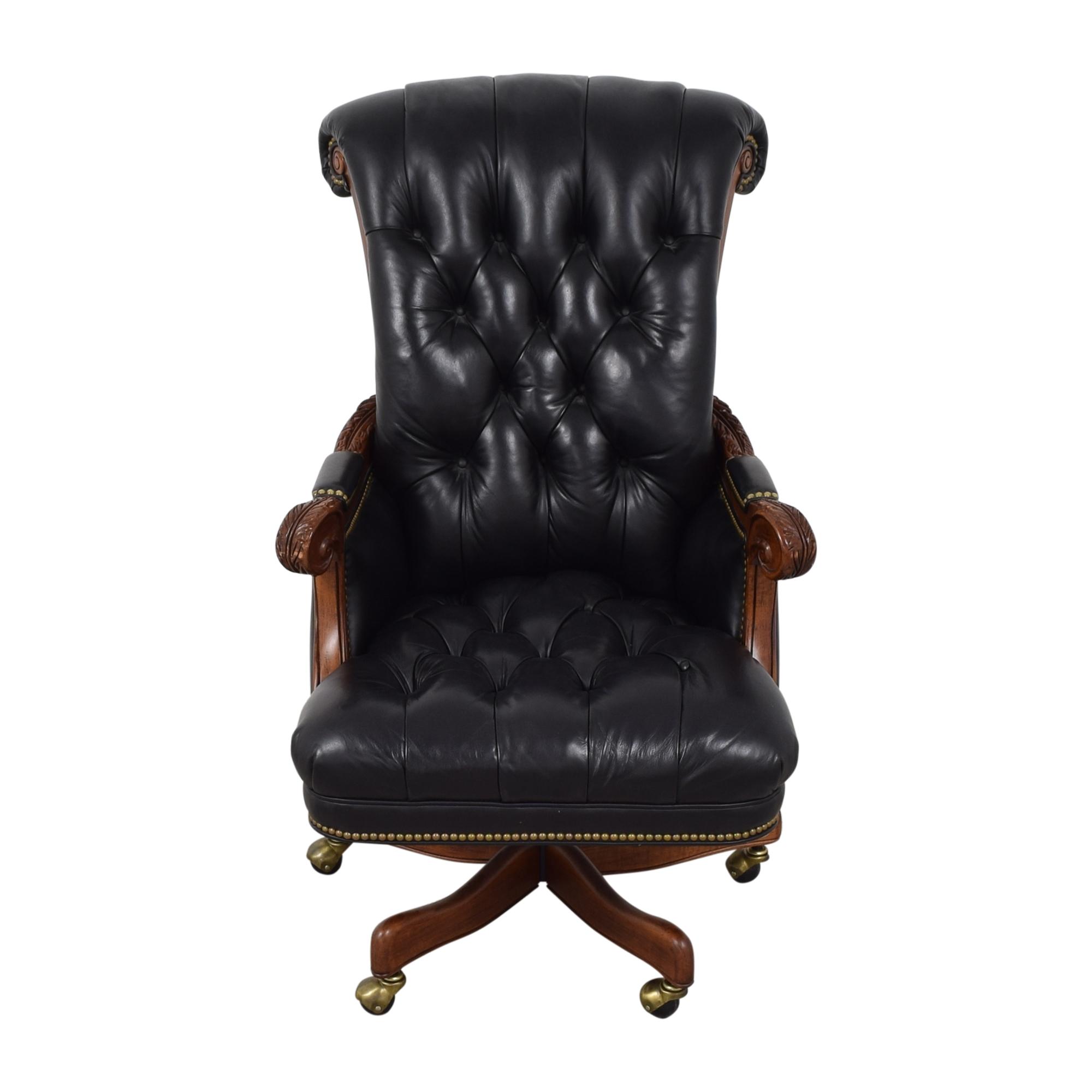 Hancock and Moore Hancock and Moore Patriot Swivel-Tilt Chair discount