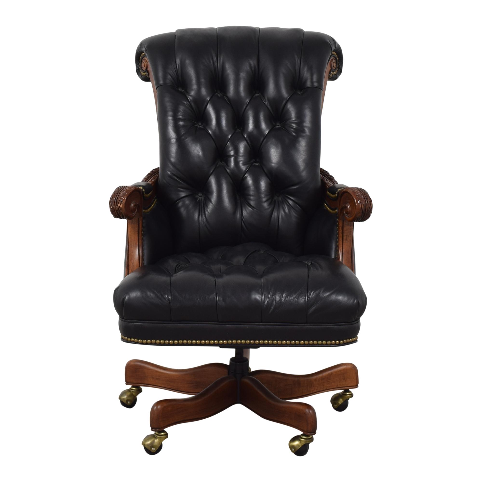 shop Hancock and Moore Hancock and Moore Patriot Swivel-Tilt Chair online