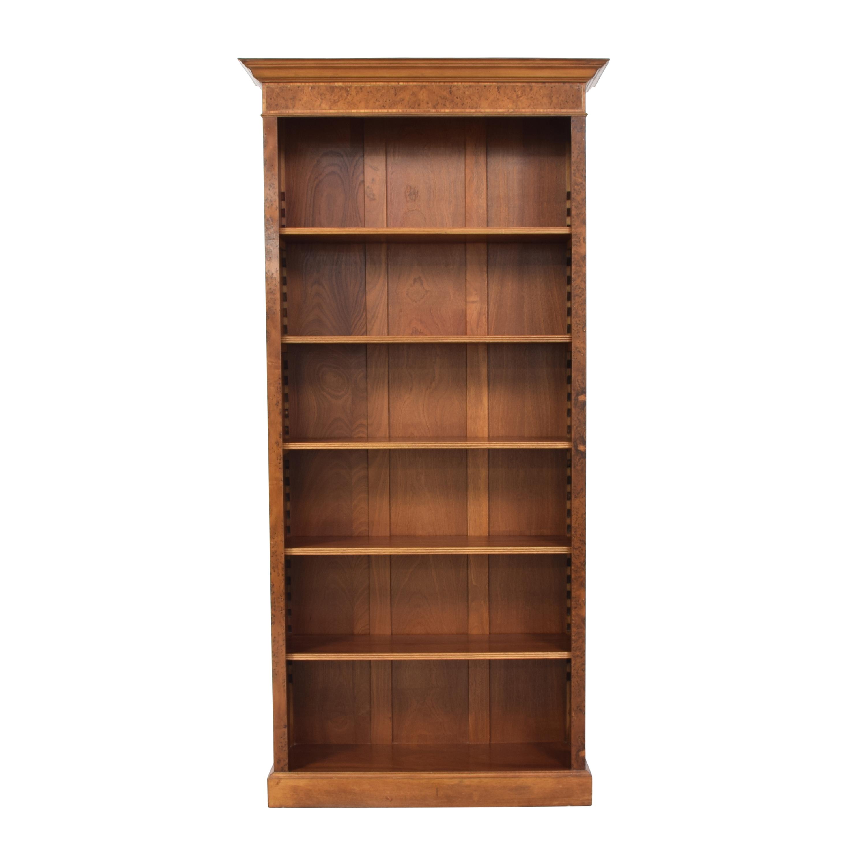 buy Vintage Six Shelf Bookcase