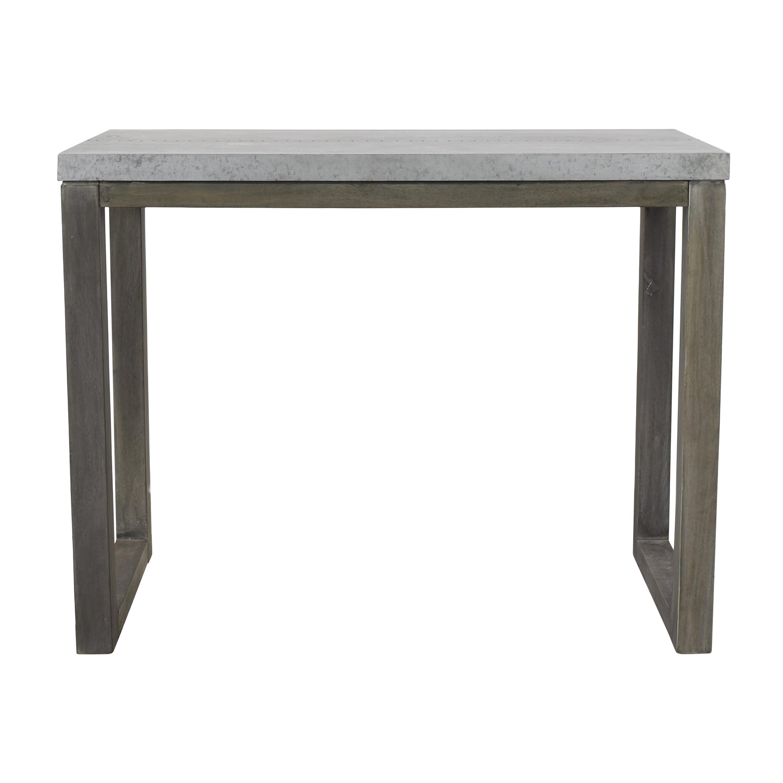buy CB2 Stern Counter Table CB2