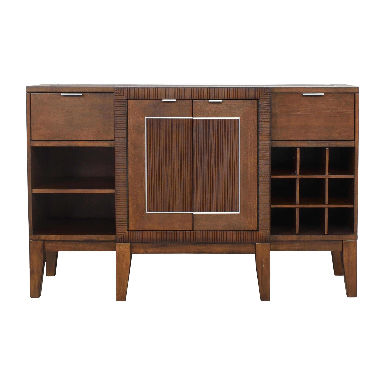 Najarian Furniture Najarian Furniture Aspen Server nyc