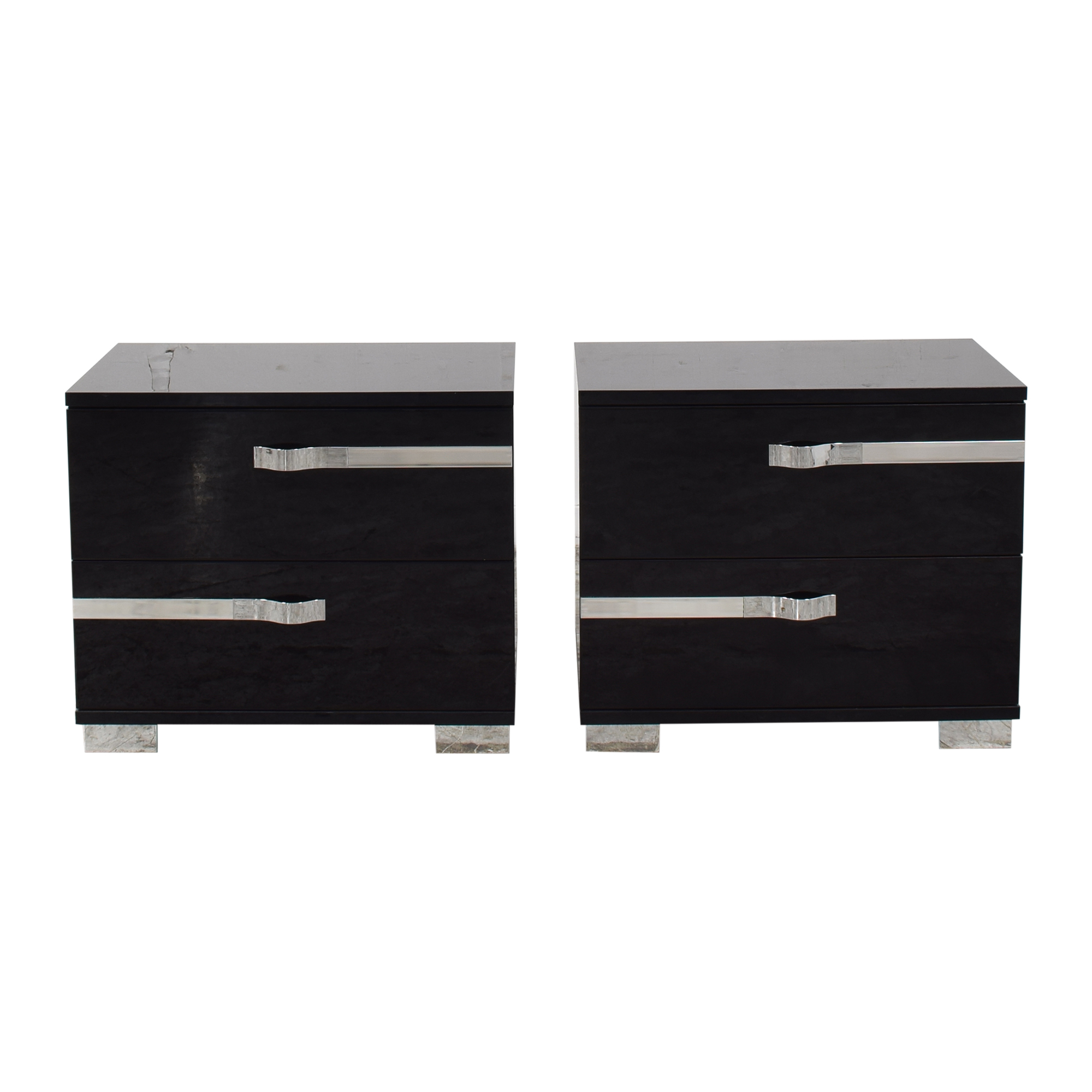 shop StatuS Volare Nightstands StatuS End Tables