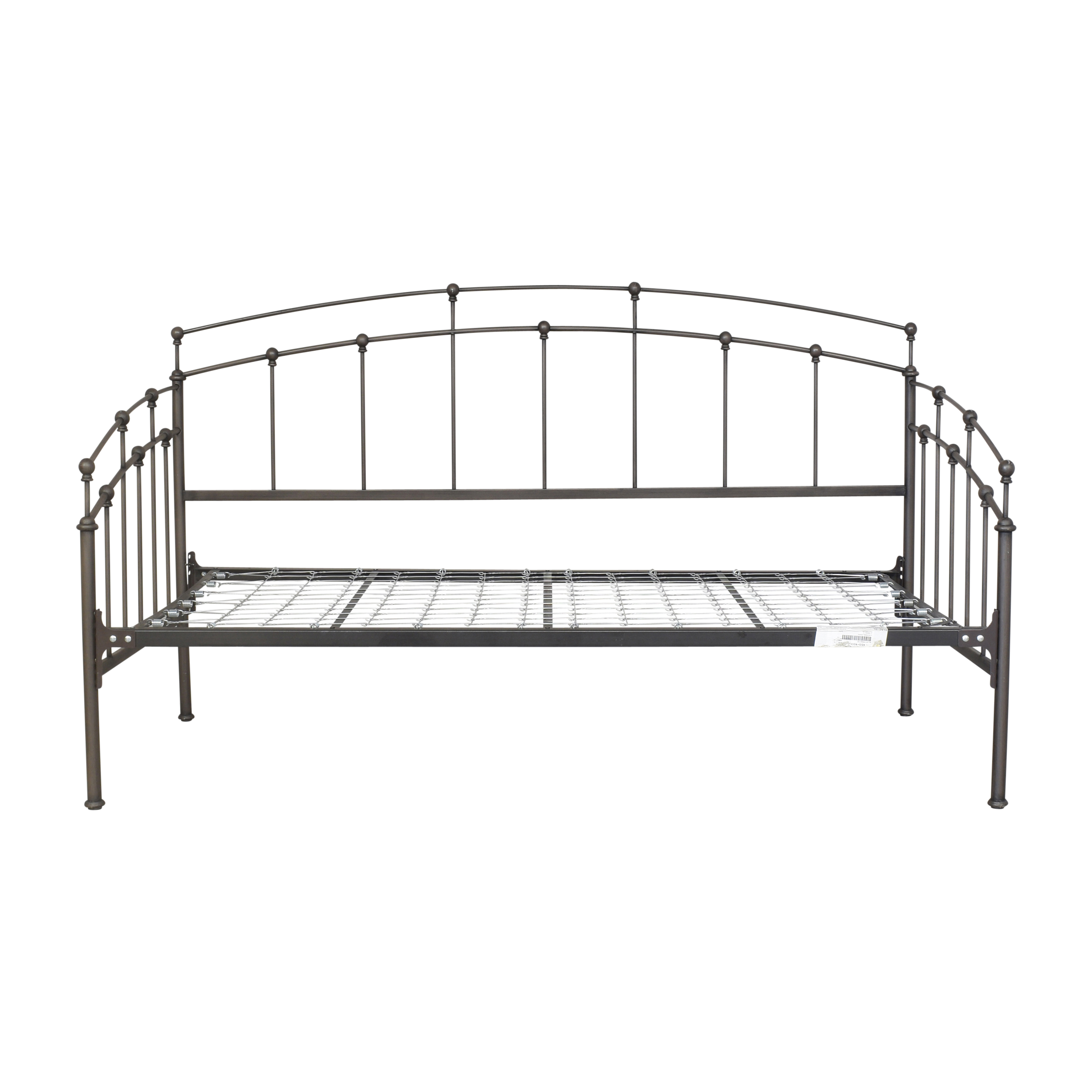 Openwork Twin Daybed used