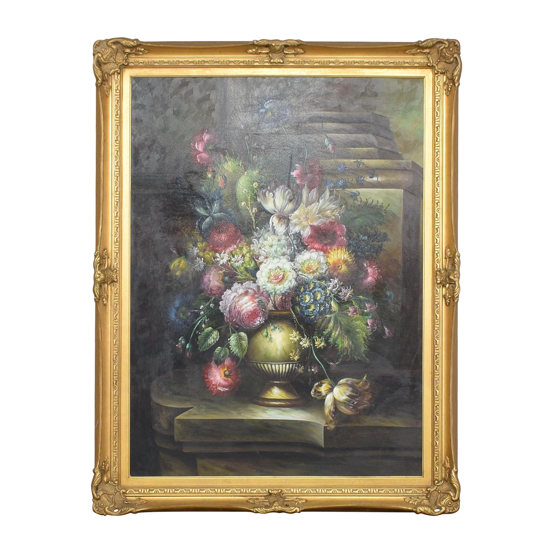 shop Flower Bouquet Wall Art  Decor