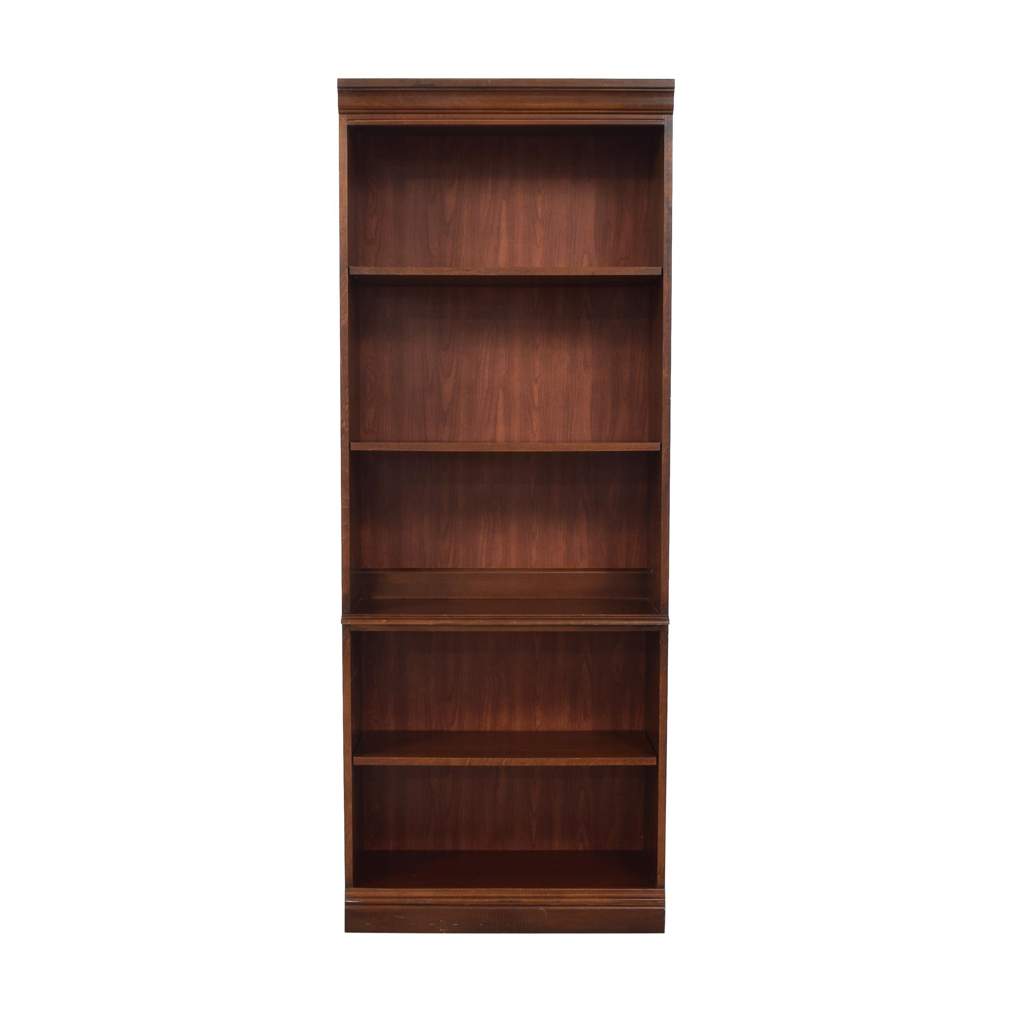 shop Hooker Furniture Tall Bookcase Hooker Furniture