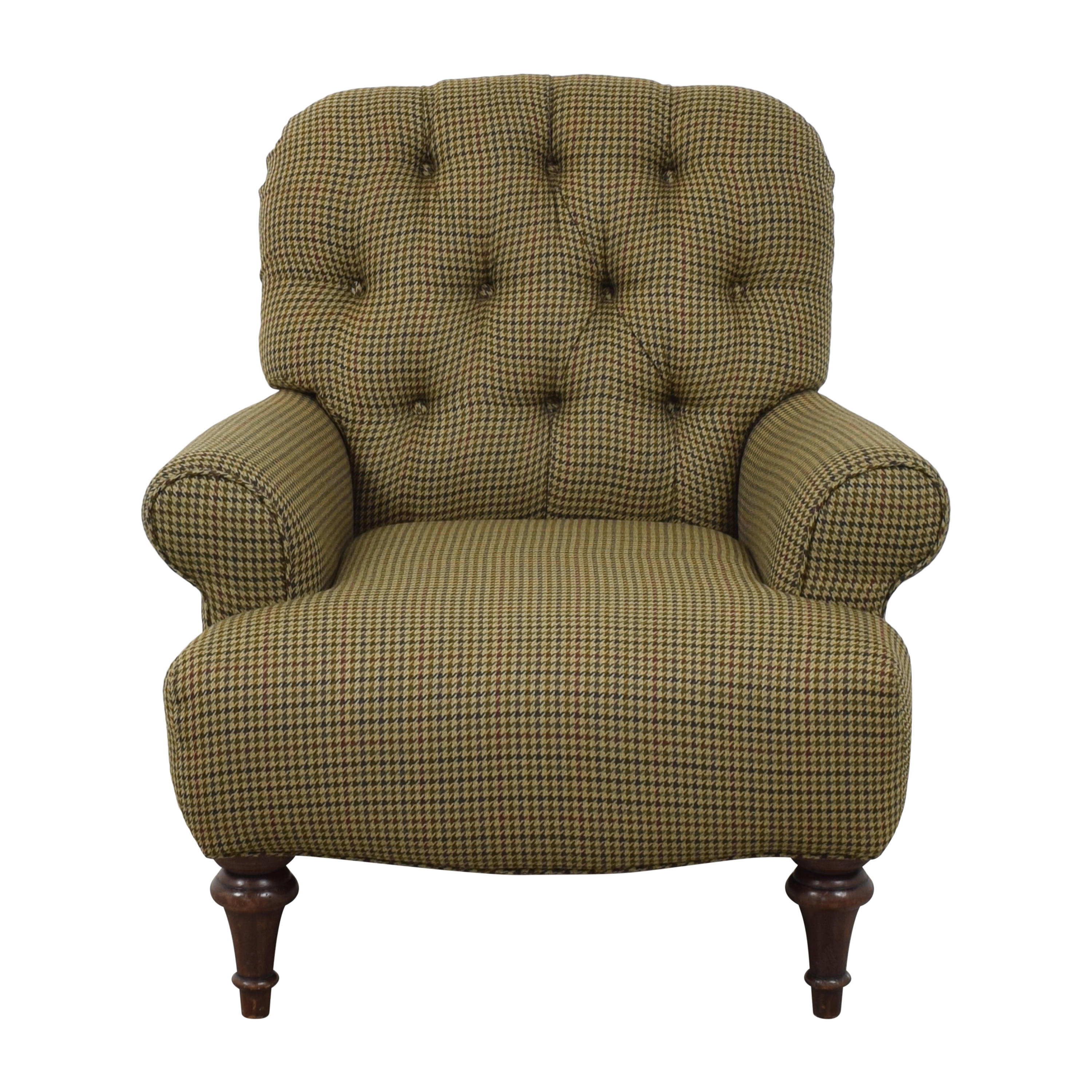 Tufted Accent Chair Chairs
