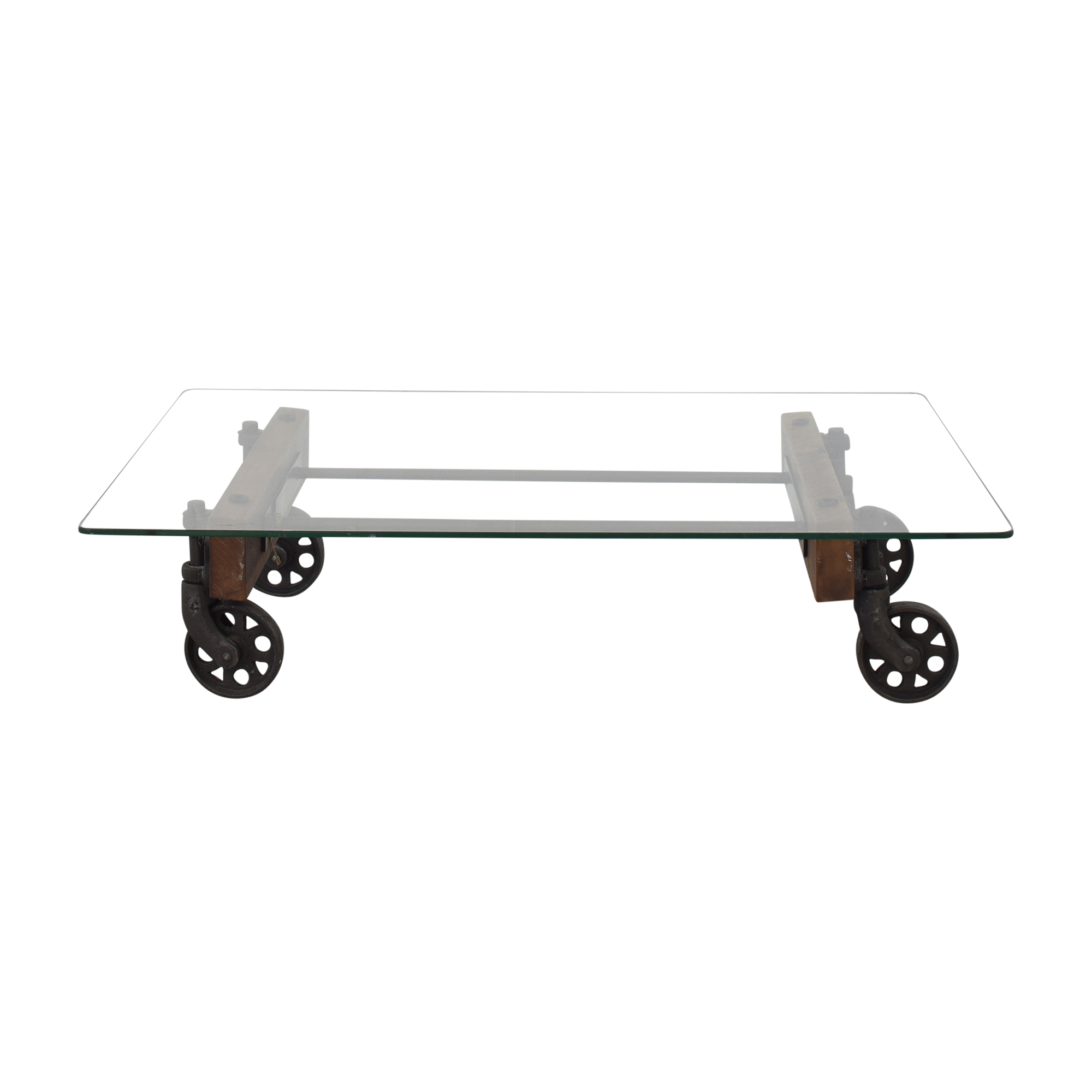 District Eight District Eight Industrial Coffee Table nyc