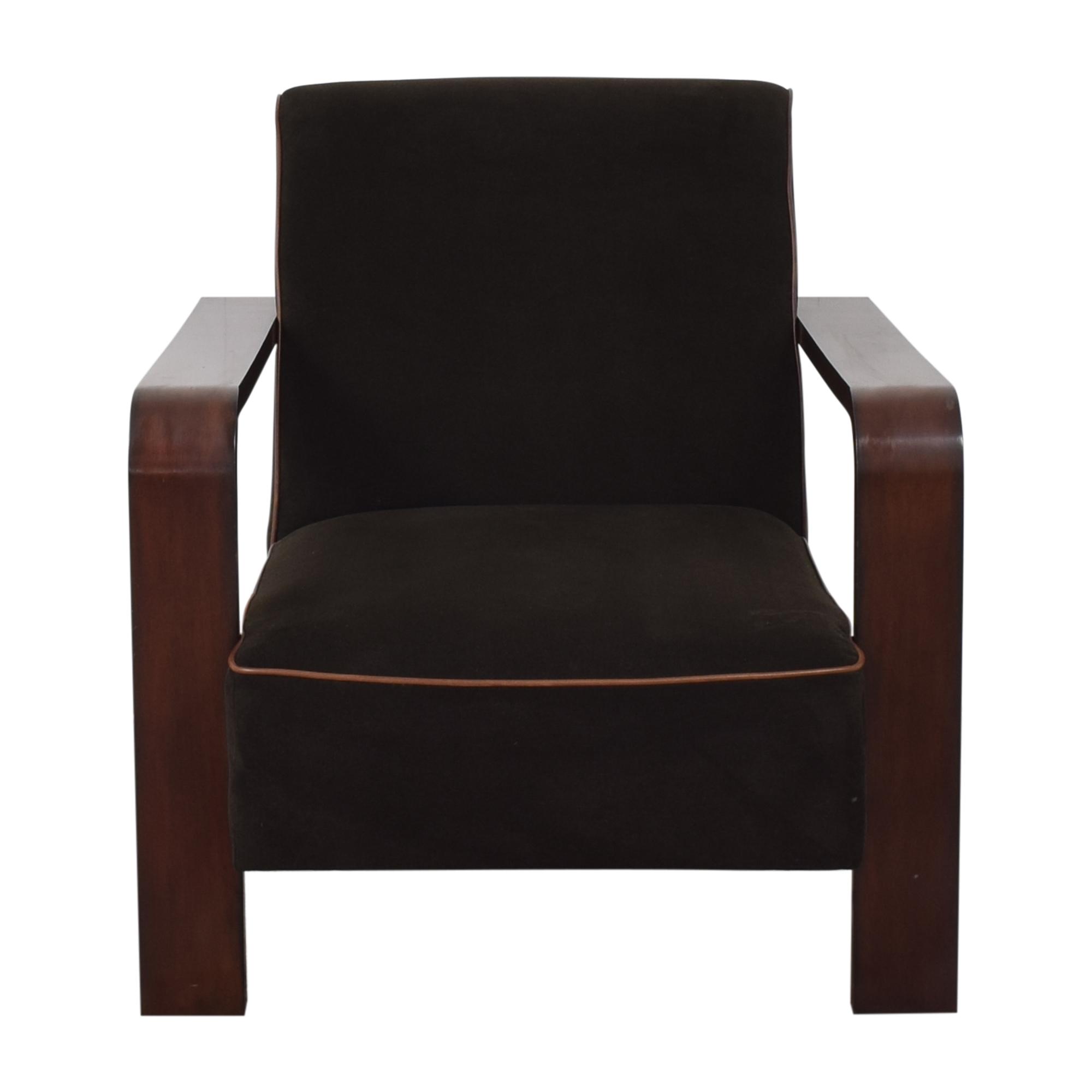 Ralph Lauren Home Ralph Lauren Home Modern Lounge Chair Accent Chairs