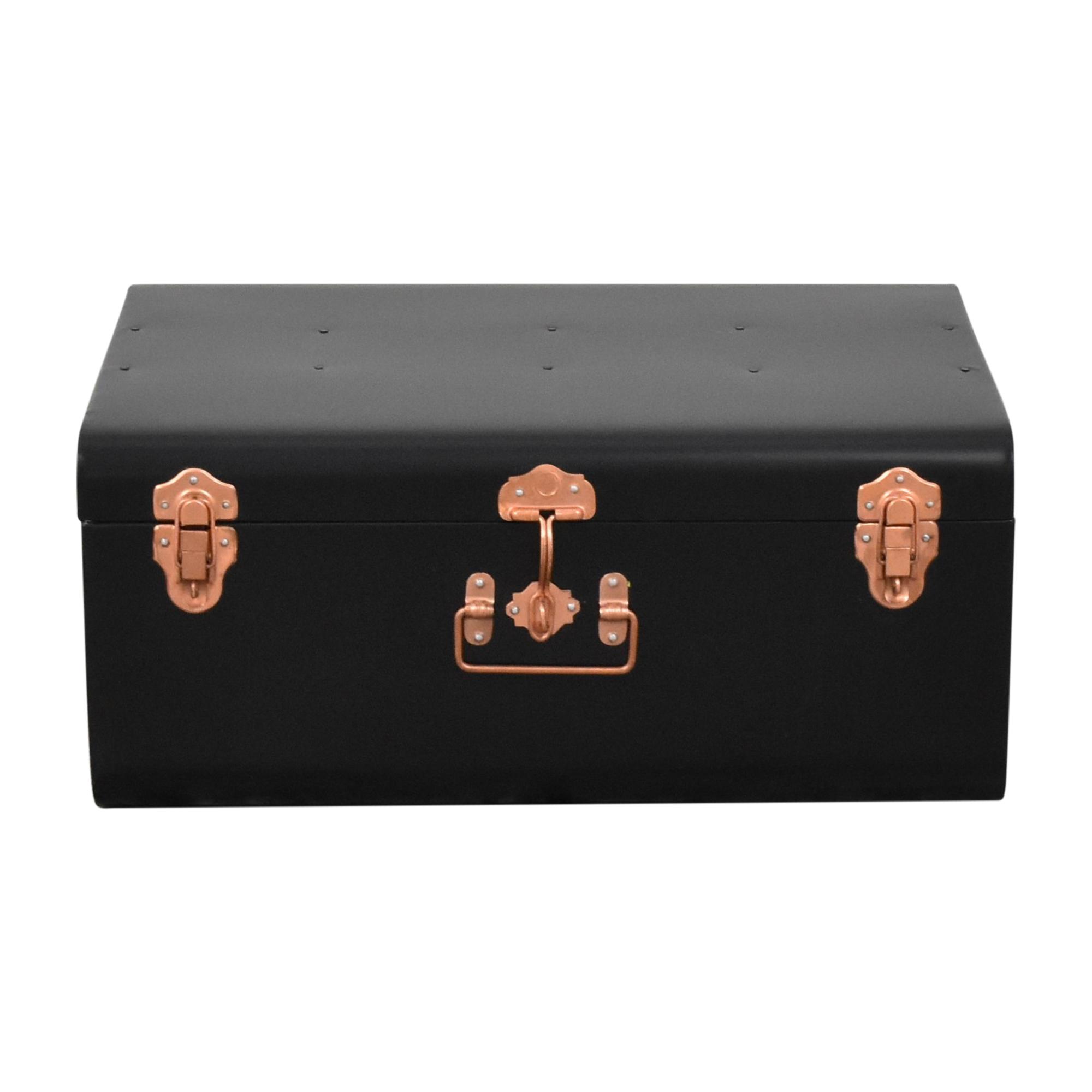 buy CB2 Large Suitcase CB2