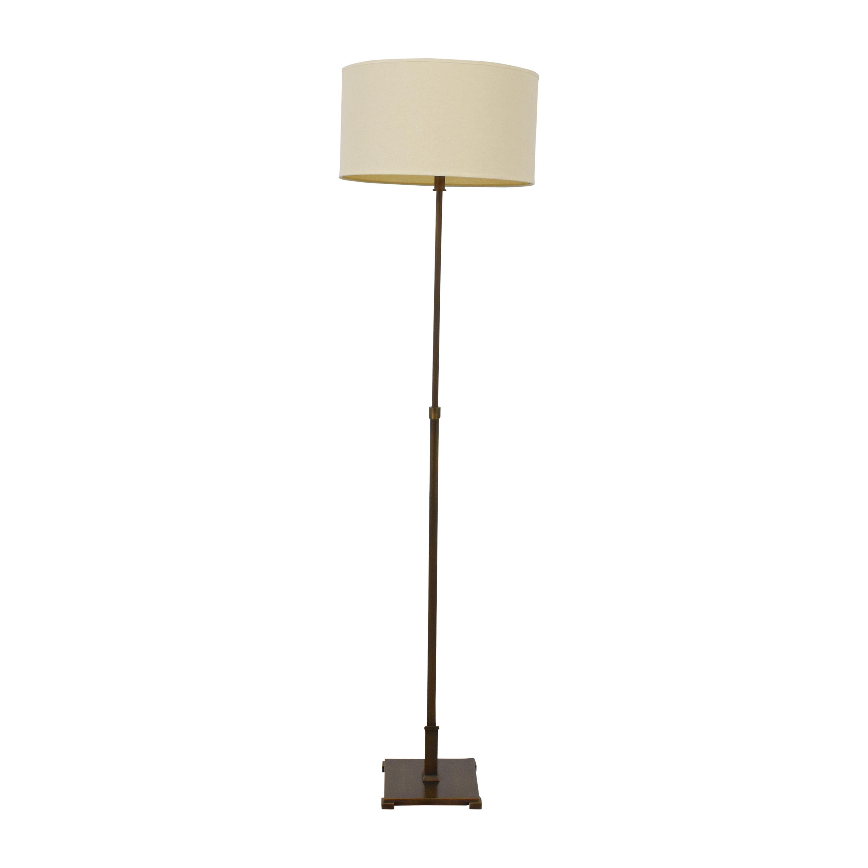 Restoration Hardware Restoration Hardware Candlestick Floor Lamp discount