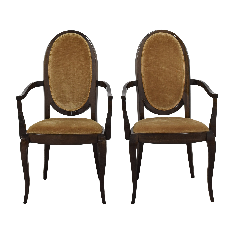 Ello Furniture Pietro Constantini for Ello Furniture Dining Chairs ma
