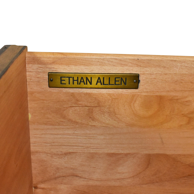 buy Ethen Allen World Traveller Collection Estonia Dresser Ethan Allen Dressers