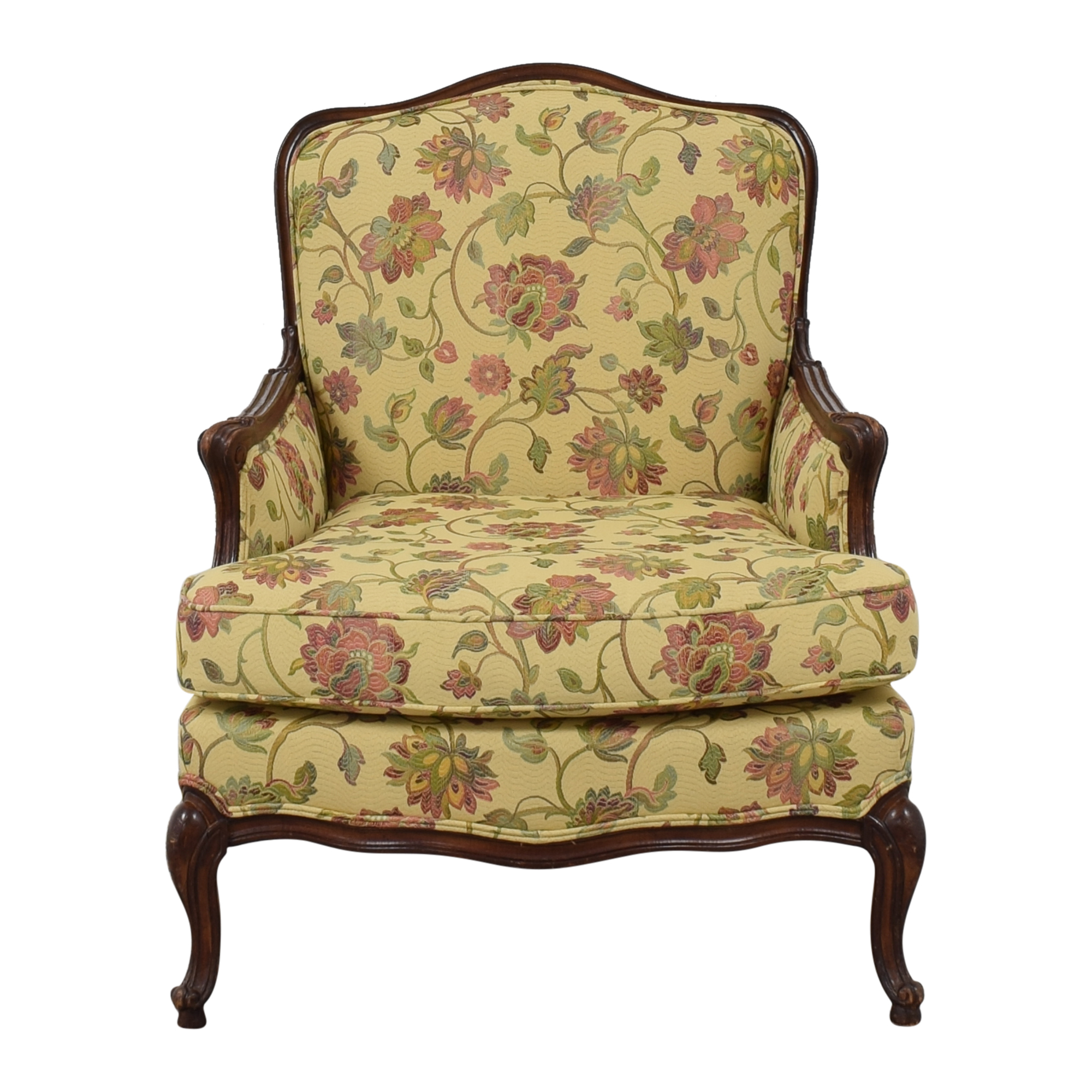 Kindel French Country Bergere Chair / Accent Chairs